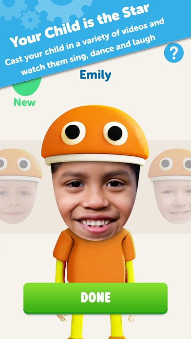 Starring You Videos by StoryBots – Personalized For Kids app image