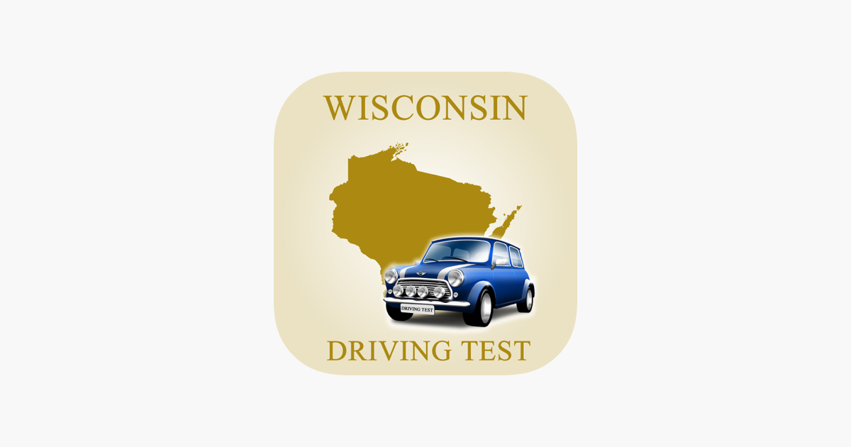 wisconsin drivers test car requirements