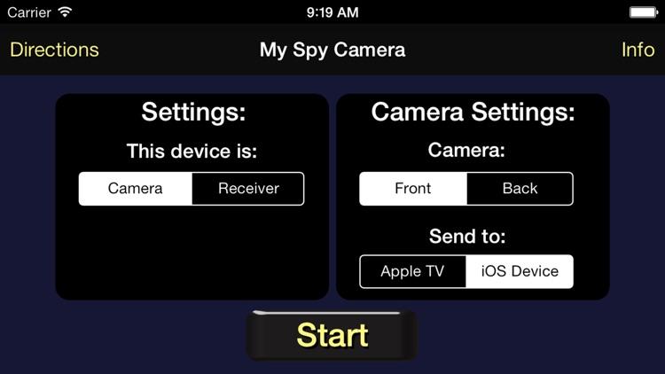 My Spy Camera