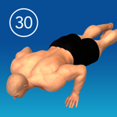 Men's Pushup 30 Day Challenge