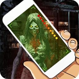Zombie Camera Radar Joke