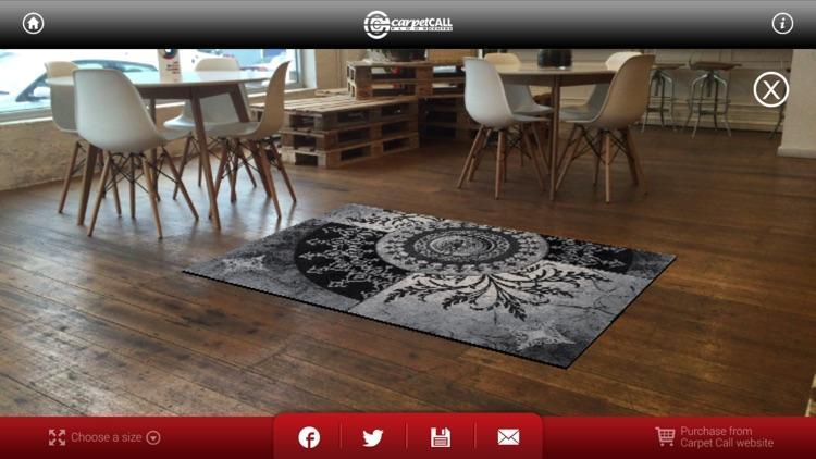 Carpet Call Rug Visualiser