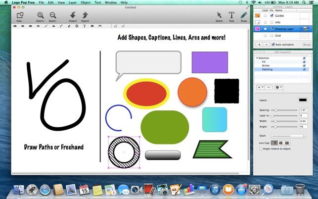 logo pop free im mac app store. Black Bedroom Furniture Sets. Home Design Ideas