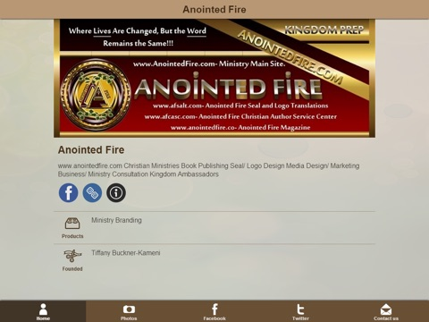 Anointed Fire-ipad-0