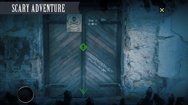 Zombie Door Escape Pro - Scariest Point and Click Adventure Game