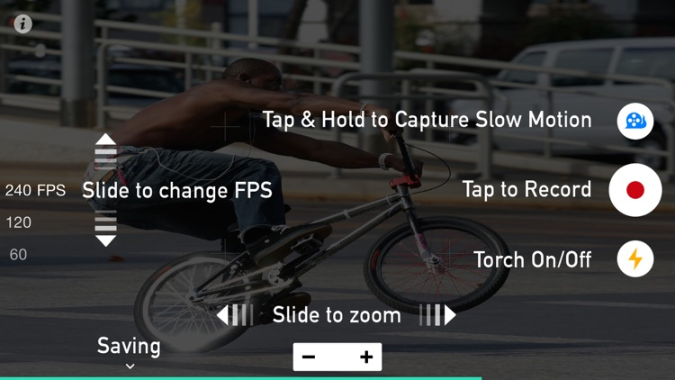 SlowCam - Slow Motion Video Camera Realtime