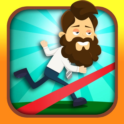 ` Hipster Race Running Battle Competition Games Work-out Free Fun