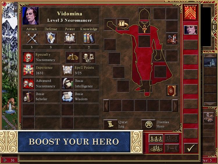 Heroes® of Might & Magic® III – HD Edition screenshot-3
