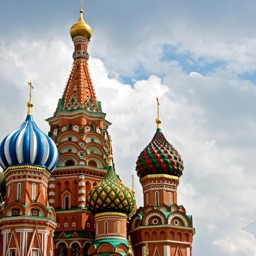 Moscow Tour Guide: Best Offline Maps with StreetView and Emergency Help Info