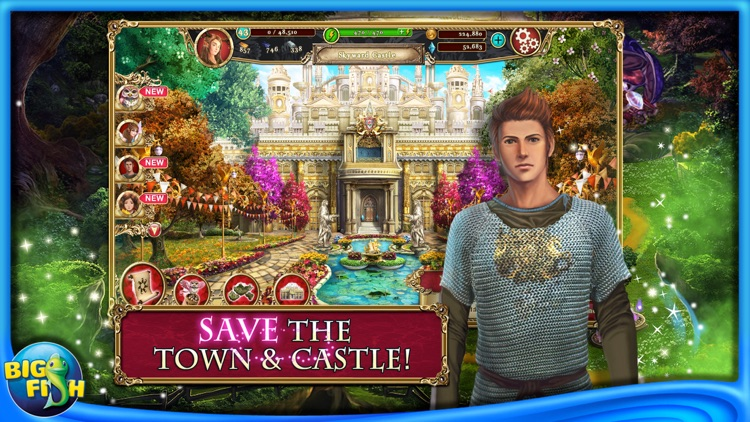 Awakening Kingdoms - A Hidden Object Fantasy Game