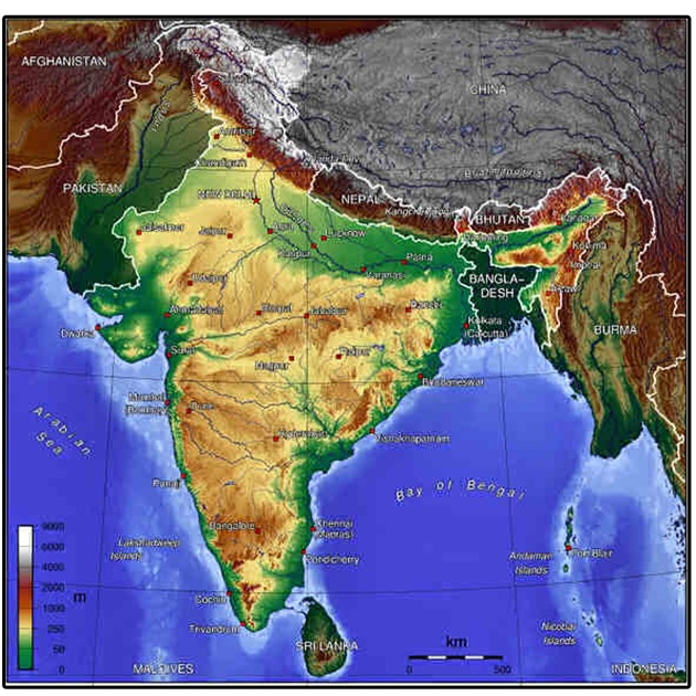 India : Geography 1200x630bb