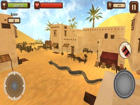 Snake Attack 3D Pro для iPad