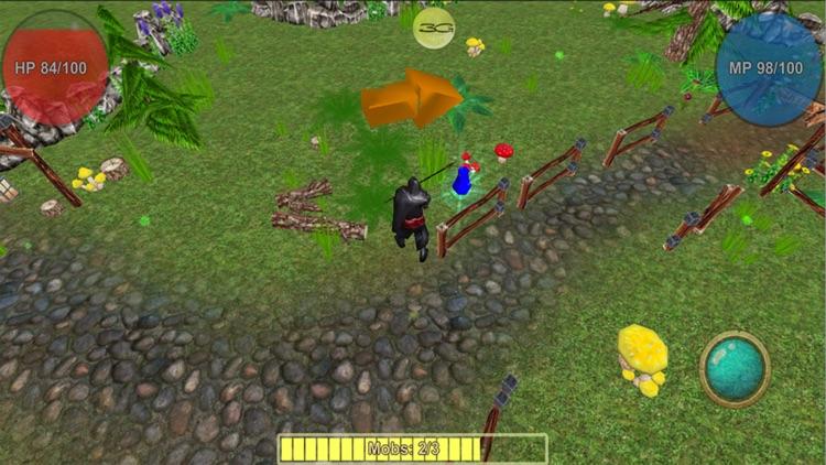 Mage survival screenshot-3