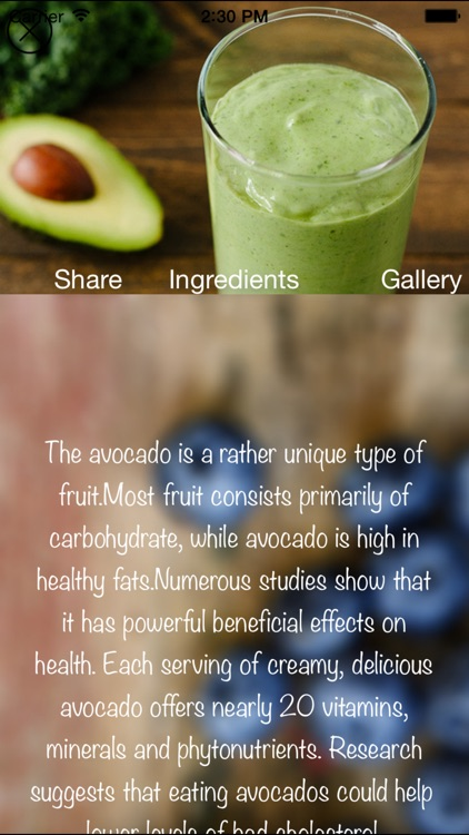 Raw Smoothies screenshot-2