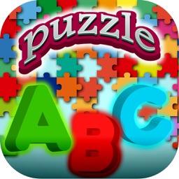 Alphabet ABC Puzzle Slides