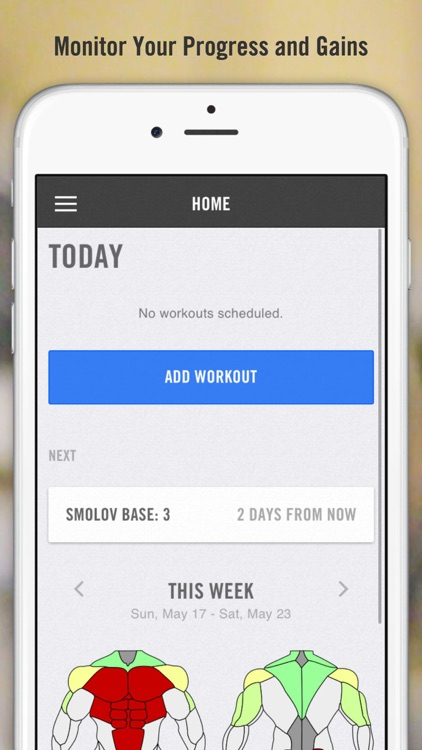 Iron Pro: Advanced Strength Tracker for weightlifting