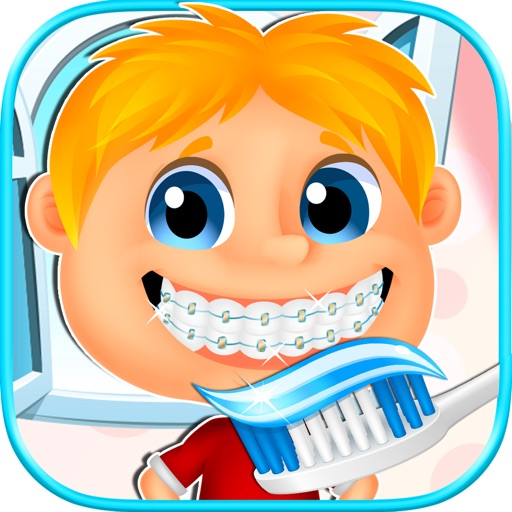 Brush My Teeth - Virtual Kids Healthy Dental Care Simulator