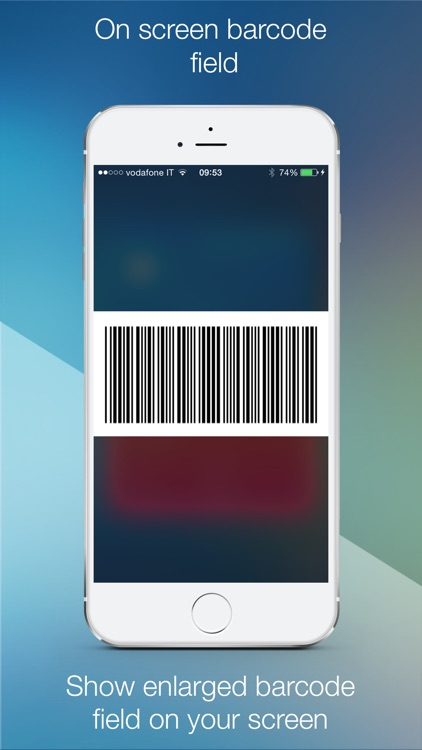 SecurCards: archive and encrypt credit cards and any other card screenshot-4
