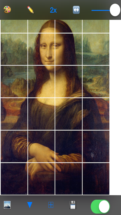 Artists Grid Tool screenshot