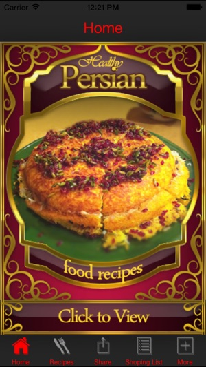 Persian food recipes on the app store screenshots forumfinder Choice Image