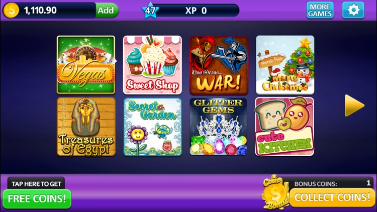 Pocket Slots screenshot-1
