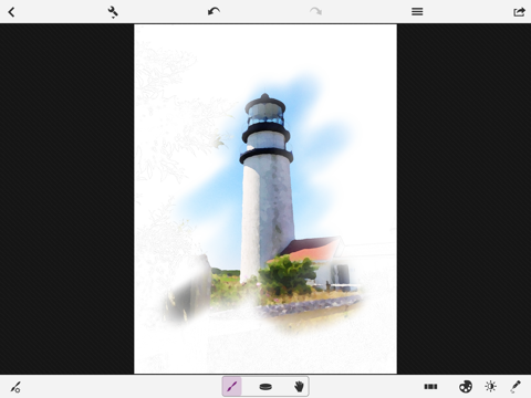 MobileMonet - Photo Sketch, Watercolor and Oil Painting Effects Screenshot 3