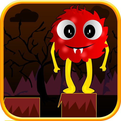 Monster Jump-Adventurous energy kid. . . Help this exited monstrous kid in the journey to his express party iOS App
