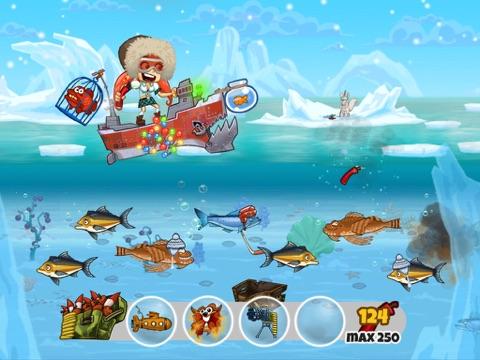 Screenshot #5 pour Dynamite Fishing World Games