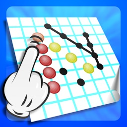 Risti Four Dot Puzzle 2015 - brain training with lines and dots for all age
