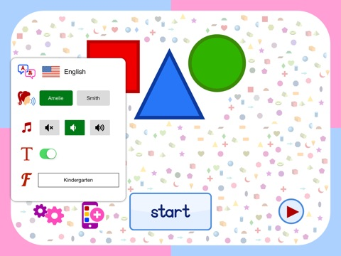 Shapes for Kids (Geometry Flashcards for Kindergarten Teachers and Students) Increase IQ, Develop Cognitive Skills in Autism for autistic children-ipad-4