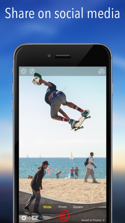 Live Pictures Cam & gif photo maker: A camera for Moving Photos screenshot-3