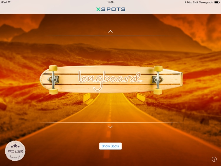 XSpots - iPad version