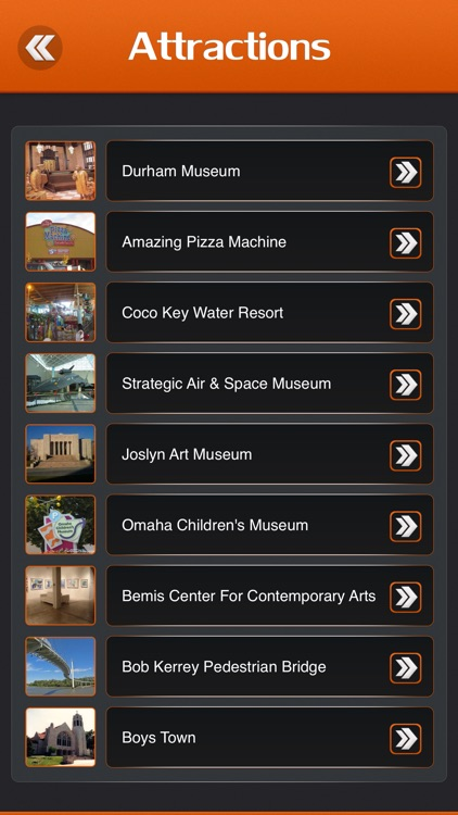 Omaha City Travel Guide screenshot-1