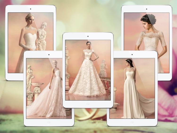 Wedding Dress Ideas 2017 for iPad