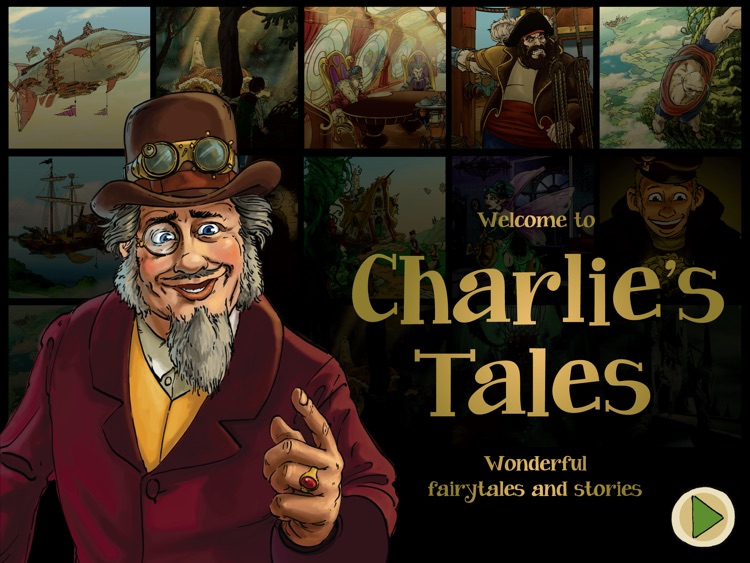 Charlies Tales - Peter Pan and more