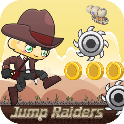 Jump Raiders Fipper Adventure