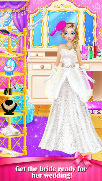 download Mom and Dad's Love Story - Wedding Makeover & Baby Care Game apps 0