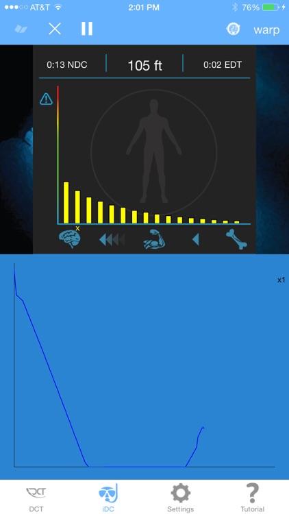 DiveComputerTraining screenshot-4