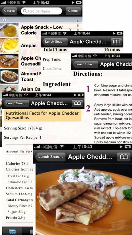 15000+ Appetizers Recipes screenshot-4