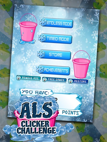 ALS ICE Bucket Challenge - Pink Edition-ipad-1