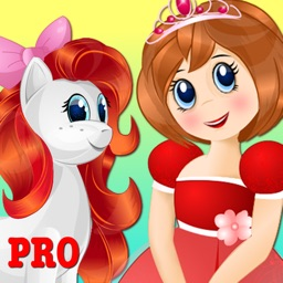 My Little Princess Pony Jigsaw Puzzle Games for Girls