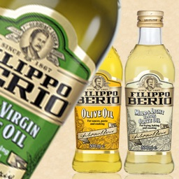 Filippo Berio - Olive Oil for Food lovers