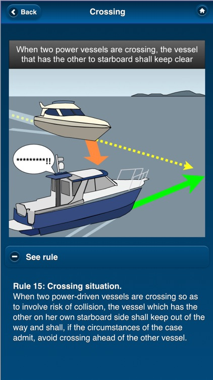 ColRegs: Rules of the Road for all Seagoing Sail and Power Vessels screenshot-3