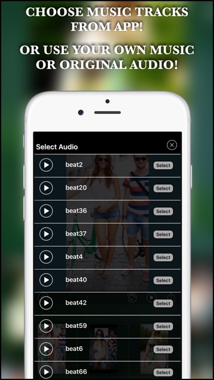 Video Mixer - Combine multiple videos and add background music screenshot-4