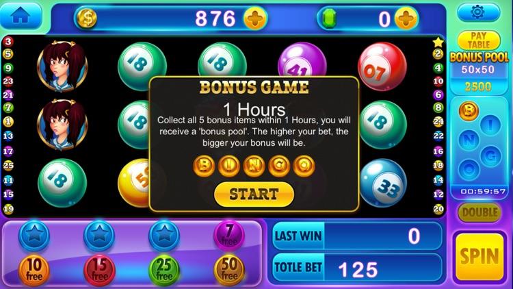Bingo Slots™ screenshot-3