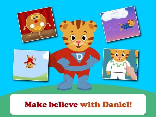Daniel Tiger's Day & Night Screenshot