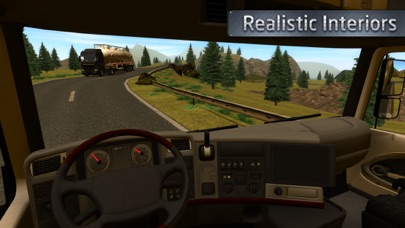 Скриншот №3 к Euro Truck Driver