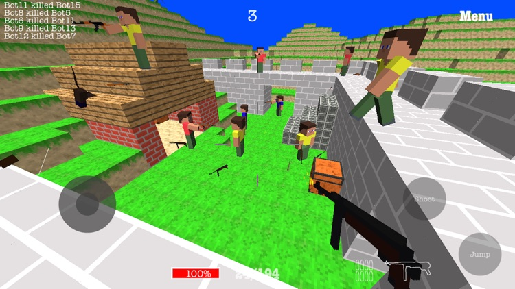 CraftedBattle screenshot-1