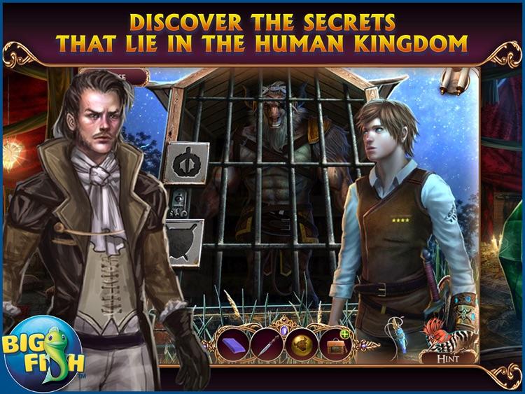 Awakening: The Golden Age HD - A Magical Hidden Objects Game screenshot-3