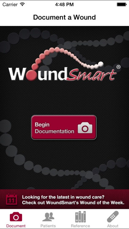 WoundSmart® - The Professional Wound Care Documentation Tool screenshot-0